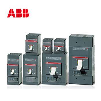 ABB 塑壳断路器   S1N125 R80 TM 10Ith FFC-3