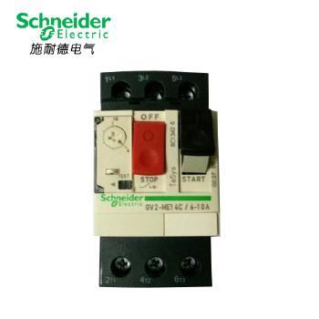 施耐德 GV2系列 电机保护断路器 GV2ME14C