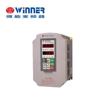 微能<span style='color:red;'>变频</span>器WIN-9G-3R7T4(含面板)