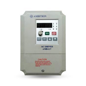 安邦信  变频器AMB G7-1R5G-T3 通用变频器