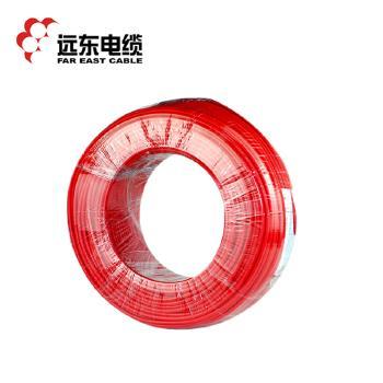 远东电线电缆 450/750V WDZN-<span style='color:red;'>BYJ</span>4平方无卤低烟阻燃耐火铜线