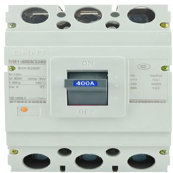 【正泰】 塑壳断路器 NM1-400S/3300 400A