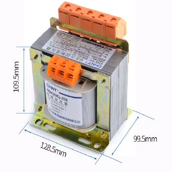 【正泰】 控制变压器  NDK(BK)-250  输入380V  输出220V   36V