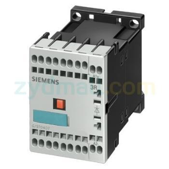 西门子 3RT1 铁路专用 特殊接触器  110DCV