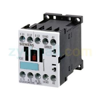 西门子 3RT1 交流线圈 S00规格 交流接触器  2NO+2NC