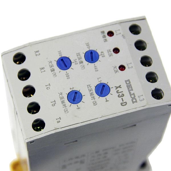 德力西电气 继电器;xj3-d ac380v-买卖宝