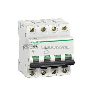 施耐德 Acti 9 C60N 2P 微型断路器