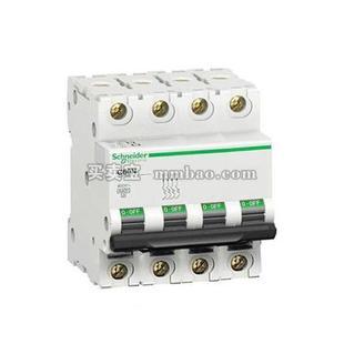 施耐德 Acti 9 C60N 3P 微型断路器